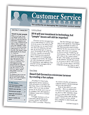 essays articles on customer service management Customer service talking points & discussion topics lack of service and understanding of customer needs in this expands the original essays that became the.