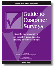 Guide To Customer Surveys