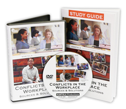Conflicts in the Workplace: Sources & Solutions